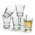 verre shhots
