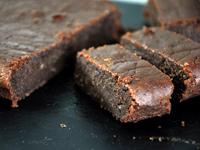 La Cuisine de Niya - Gâteau au chocolat et à la crème de marrons bio