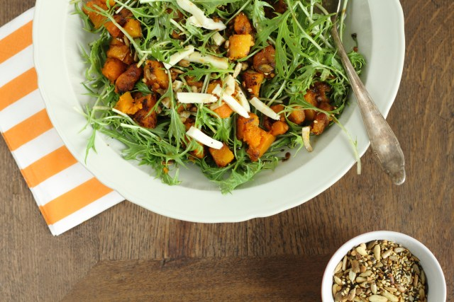Salade_courge_rôtie1