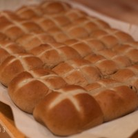 Hot Cross Buns - Recipe