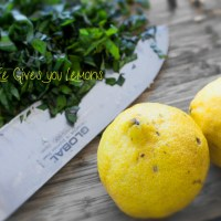 Lemon Risotto with Basil Recipe