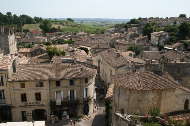 First trip to st emilion