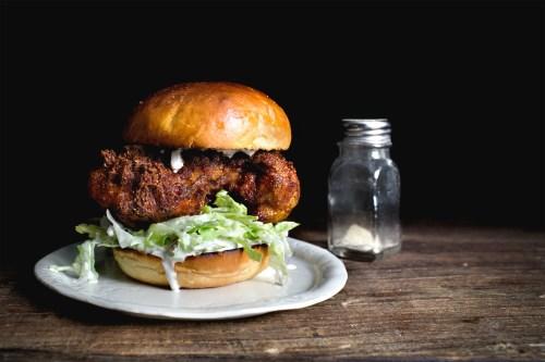 Medium Of Best Fast Food Chicken Sandwich