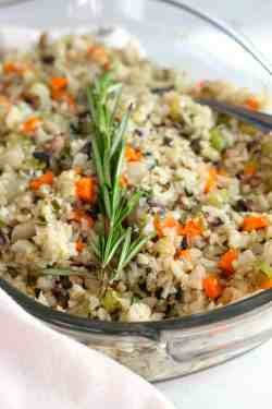 Small Of Low Carb Stuffing