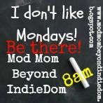Mondays Mailer Button