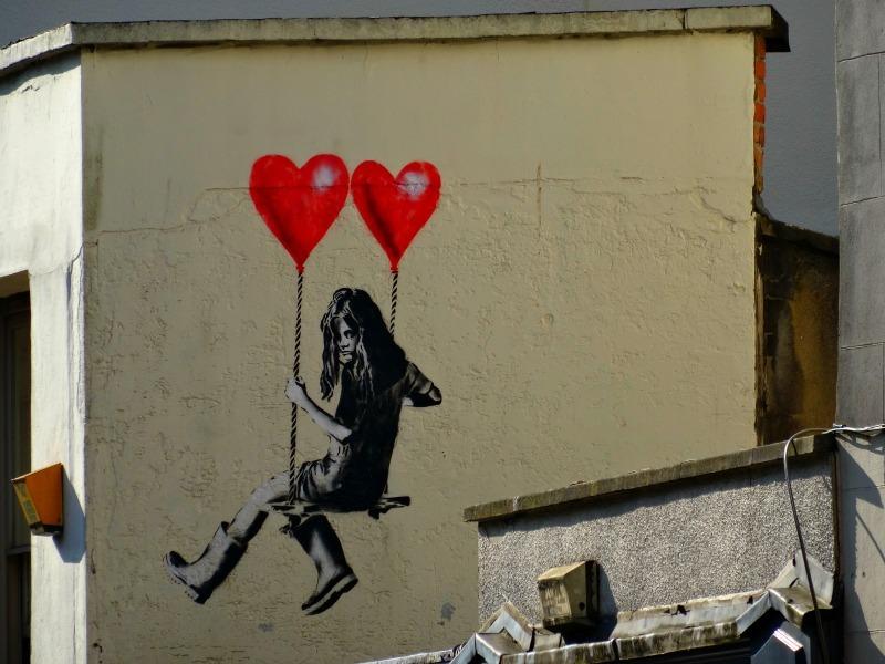 Bristol's Street Art