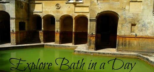 Explore Bath in a Day