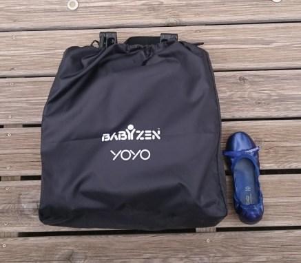 yoyo babyzen pliée