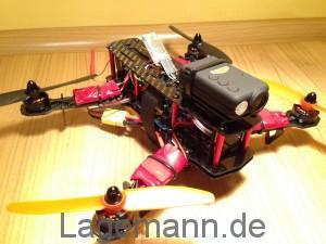 Mini-H-QAV250
