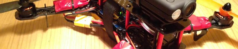 Mini-H Quadcopter QAV250