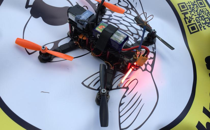 Mini-H Quadcopter Beginner Ausstattung