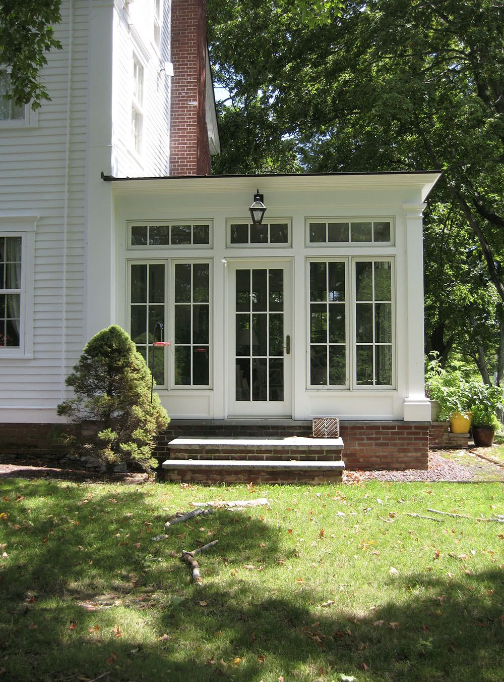 Gallery of lagonia 39 s new home renovation and commercial for Sun porch additions