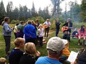 camp communion