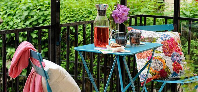 5 ideas para decorar tu terraza con estilo la habitaci n - Decora tu terraza ...
