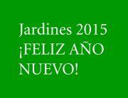 jardines 2015