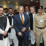 CM Punjab Mian Shahbaz Sharif visits Malala Yousafzai Army Hospital Rawalpindi 12