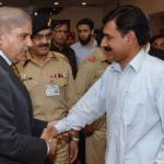 CM Punjab Mian Shahbaz Sharif visits Malala Yousafzai Army Hospital Rawalpindi 14