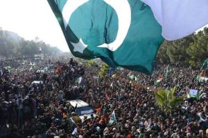 Islamabad sit-in