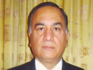 Chief Secretary Punjab Nasir Mehmood Khosa