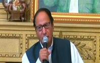Ch Shujaat Hussain sympathy with Quetta tragedy affectees