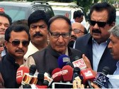 Ch Shujaat Hussain starts working on mission impossible