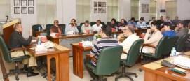 Writ of law must be established to eliminate the Crime : IG Punjab Mushtaq Sukhera