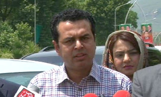 MNA Talal Ch sought apology from Dr Uzma for levelling baseless allegations