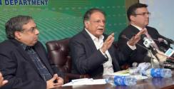 All the official communication will be routed through PID: Rao Tehsin Ali Khan