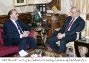 Lord Nazir Ahmad calls on Punjab Chief Minister Shahbaz Sharif