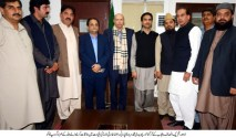 PTI to gather all opposition parties to counter rigging: Ch Sarwar