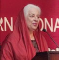 Begum Zakia chairs the 5th meeting of syndicate of GCWU Madina Town