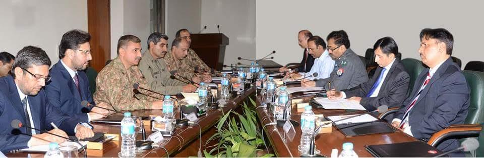 Joint Operations Coordination Committee meeting held at ...