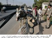 Overloading vehicles increase the pressure on the suspension of traffic flow : DIG Mirza Faran Baig