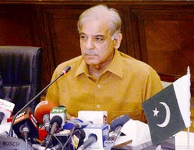 The tired politicians once again are making efforts to sabotage CPEC : Shahbaz Sharif