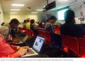 Dr. Umar Saif speaks on Digital Punjab at Google Headquarters USA