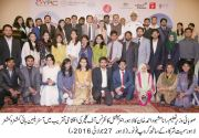 The first 5-day International Conference on Culture starts in Lahore