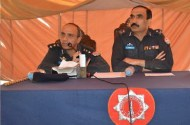 The ban on kite flying to be ensured : CCPO Lahore Cap.(R) Muhammad Amin Wains