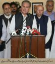 Opposition is united over Panama Leaks : Shah Mehmood Qureshi
