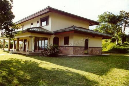 Marble/Granite Mansion on a private Cul-de-sac with views of Lake Arenal