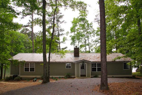 Murray's Lake Home April 2013 - 1