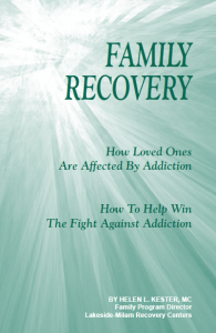 family-recovery-book