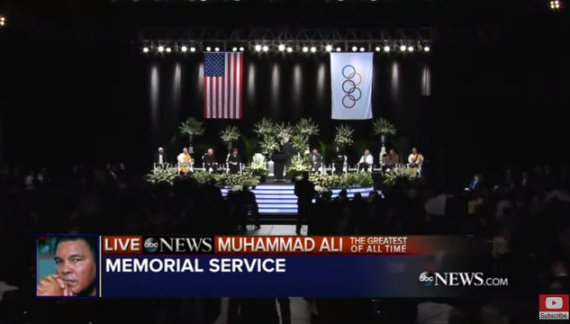 The Full Muhammad Ali Memorial Service