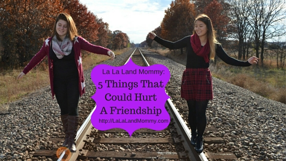 5 Things That Could Hurt A Friendship