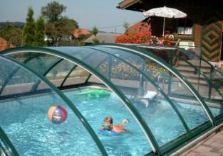 как сделать бассейн своими руками на даче
