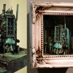 2.5 x 2.5 x 3 in. assemblage $400.00 Sold