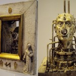 1.5 x 2.5 x 2.5 in. assemblage $400.00