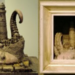 2 x 2.5 x 2.5 in. assemblage $400.00 Sold