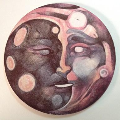 Katherine Brannock - Mounting Moon