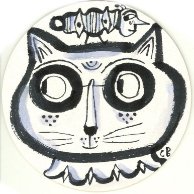 Calef Brown - Cat