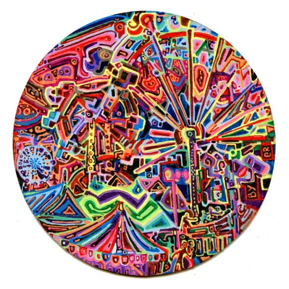 Josh Byer - Ferris Wheels
